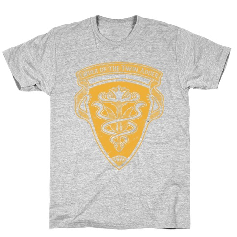 Order of the Twin Adder Grand Company Sigil T-Shirt