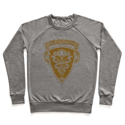 Order of the Twin Adder Grand Company Sigil Pullover