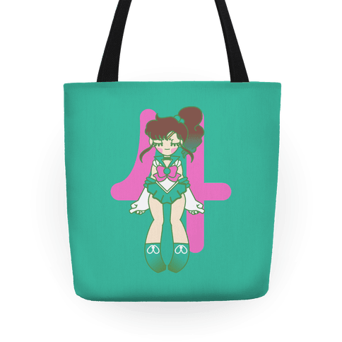 Pretty Soldiers: Jupiter Tote