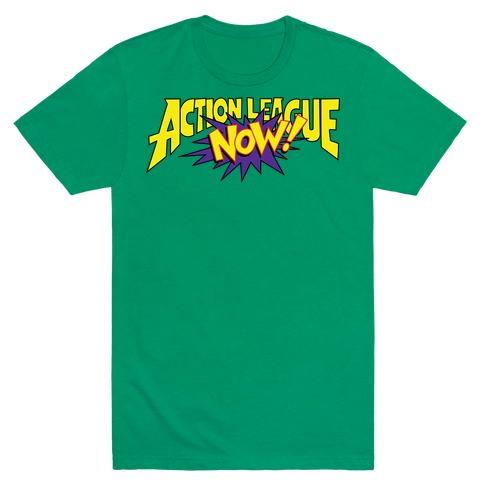 Action League Now! T-Shirt