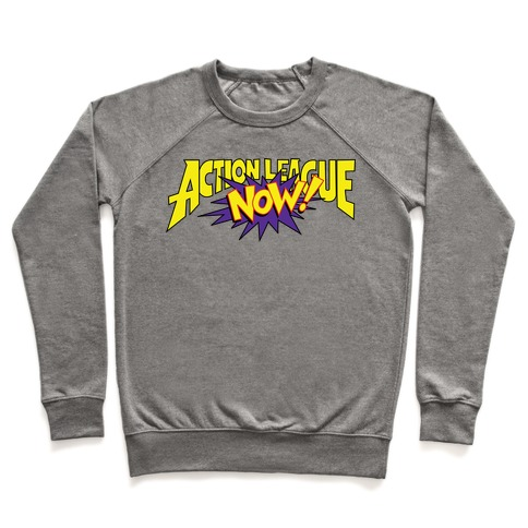 Action League Now! Pullover