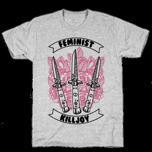 Feminist Killjoy Mens T-Shirt