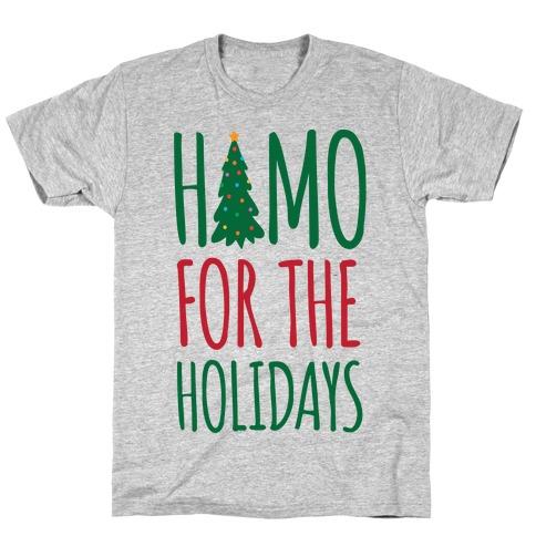 Homo For The Holidays T-Shirt