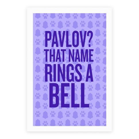 Pavlov? Poster