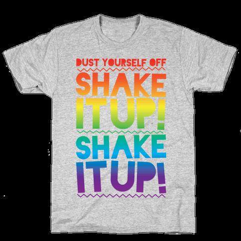 Shake It Up! Mens T-Shirt
