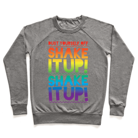 Shake It Up! Pullover