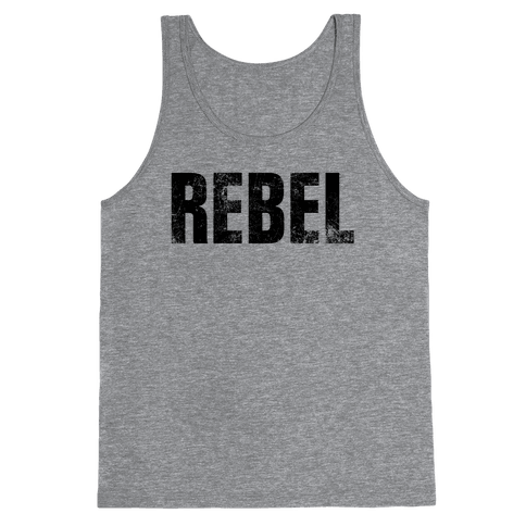 Rebel Tank Top
