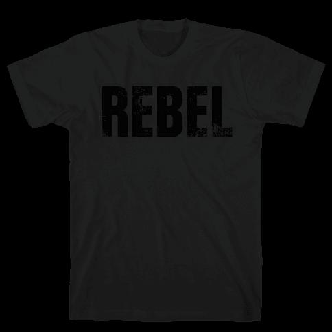 Rebel Mens T-Shirt