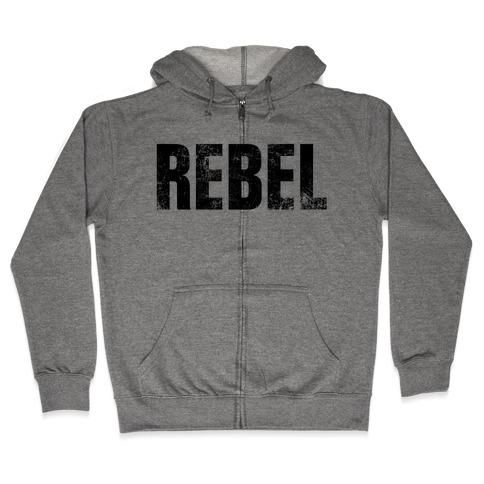 391d54d4a Lookhuman Rebel Rebel Hoodie Hoodie 1Og7qS
