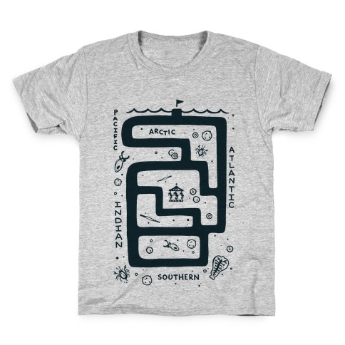 Zoo Plankton Kids T-Shirt