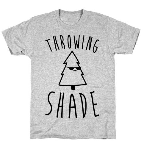 Throwing Shade Tree T-Shirt