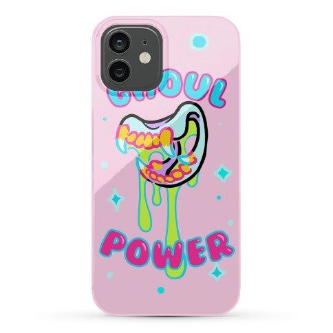 Ghoul Power Phone Case