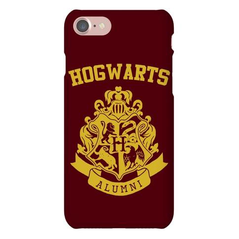Hogwarts Alumni Crest Phone Case