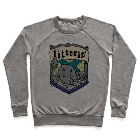 House Cats Litterin' Pullover
