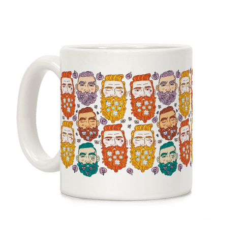 Boys With Beards Coffee Mug