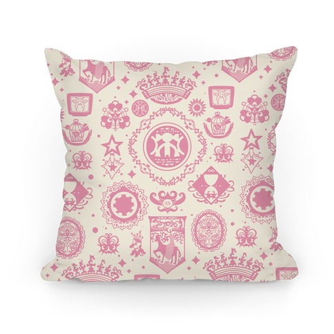 Madoka Magica Witches Kiss Pillow
