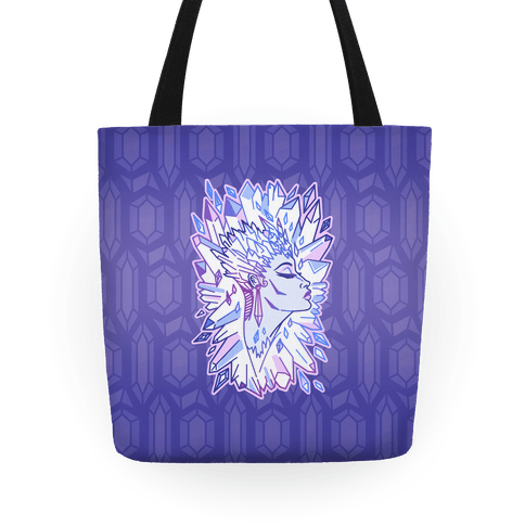 The Snow Queen Tote