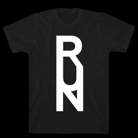 Run Mens T-Shirt