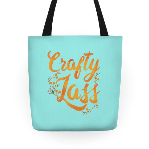 Crafty Lass Tote