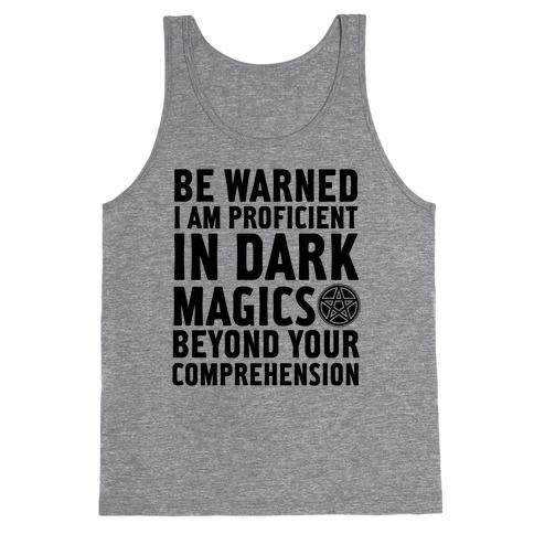 Be Warned Tank Top