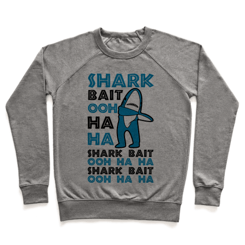 Left Shark Bait Pullover