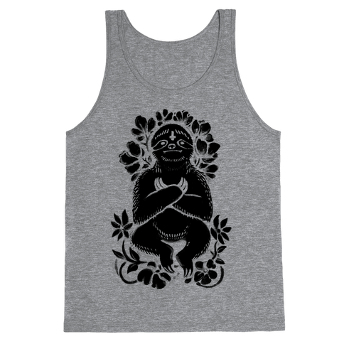 Sinful Sloth Tank Top