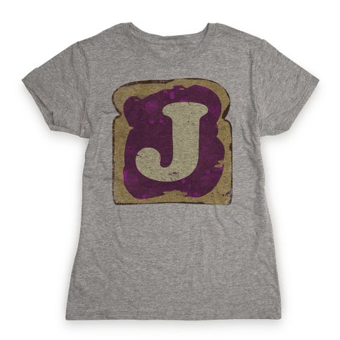 PB and J (jelly) Womens T-Shirt