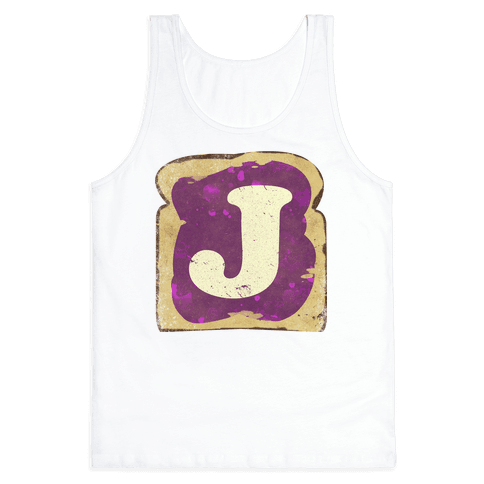 PB and J (jelly) Tank Top