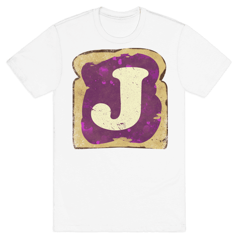 PB and J (jelly) Mens T-Shirt