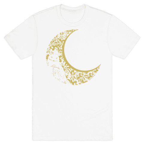 Night Owl Mens T-Shirt