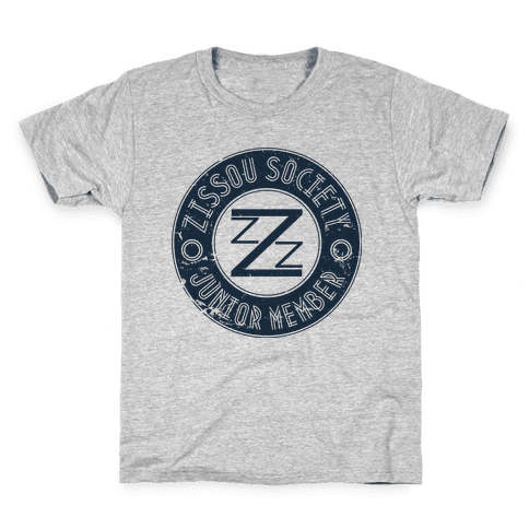 Zissou Society Junior Member Kids T-Shirt