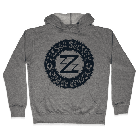 Zissou Society Junior Member Hooded Sweatshirt