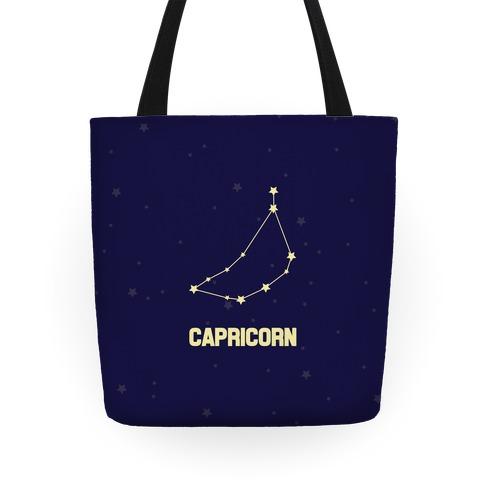 Capricorn Sign Shoulder Bag Capricorn Tote Zodiac Sign Capricorn Sign Gift For Her Capricorn Sign Tote Bag