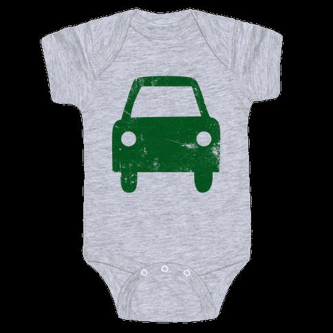 Car Baby Onesy