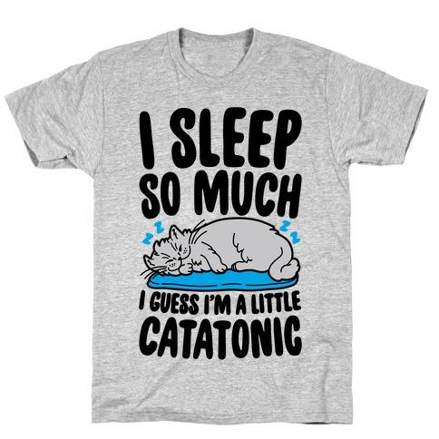 Catatonic Mens T-Shirt