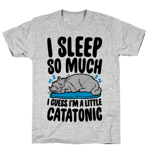 Catatonic Mens T-Shirt