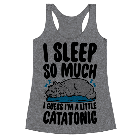 Catatonic Racerback Tank Top