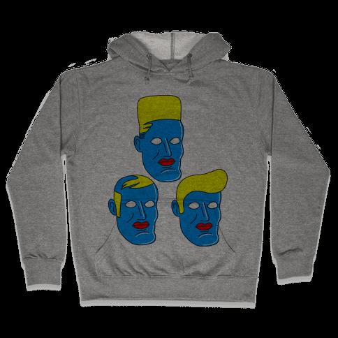 Deep Cuts Hooded Sweatshirt