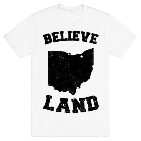 Believe Land T-Shirt