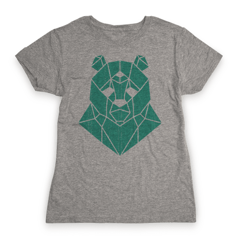 The Bear Sees All Womens T-Shirt