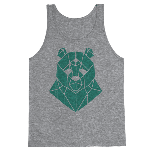 The Bear Sees All Tank Top
