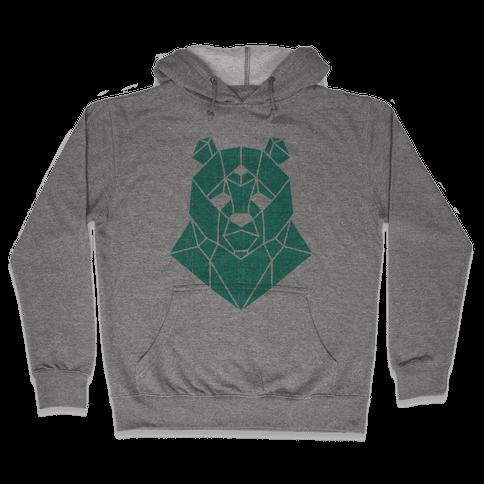 The Bear Sees All Hooded Sweatshirt