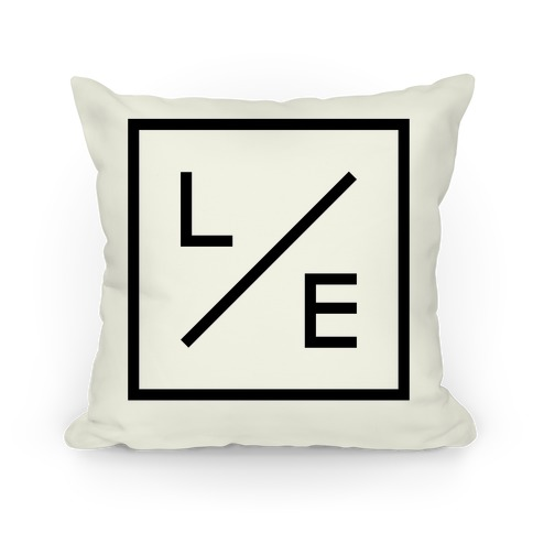 Lie Pillow