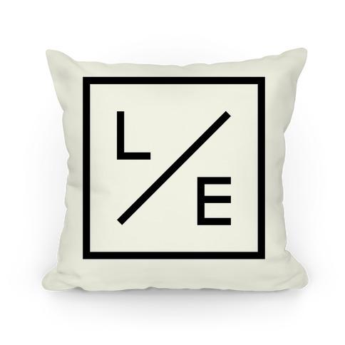 Lie Pillow