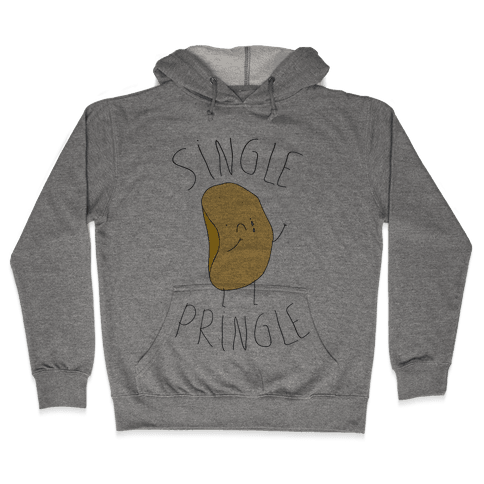 Single Pringle Hooded Sweatshirt