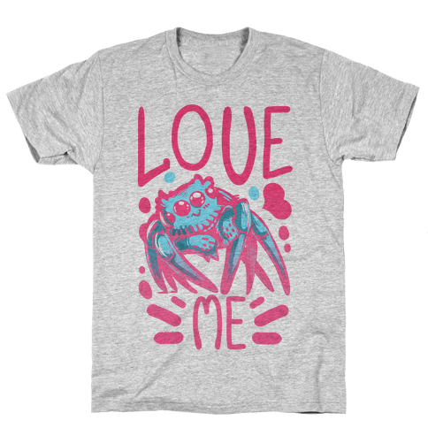 Love Me SpiderBro Mens T-Shirt