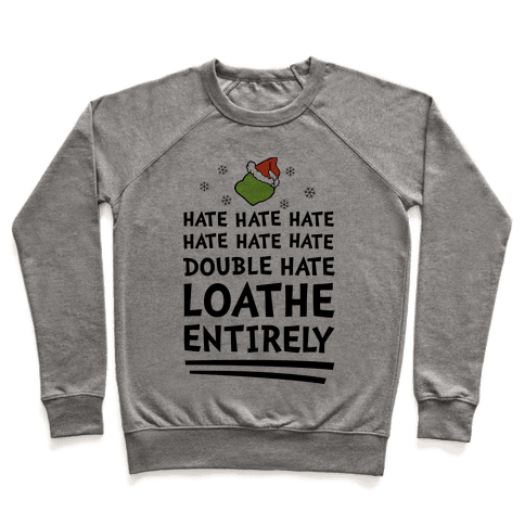 Loathe Entirely Pullover