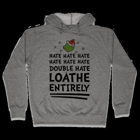 Loathe Entirely Hooded Sweatshirt
