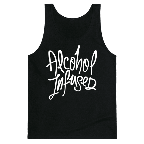 Alcohol Infused Tank Top