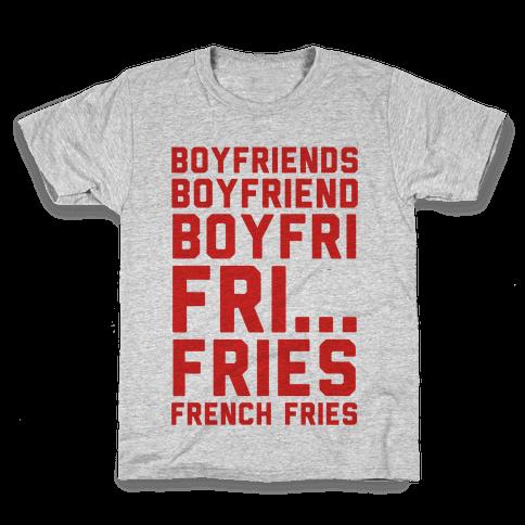 Boyfriends.. Kids T-Shirt